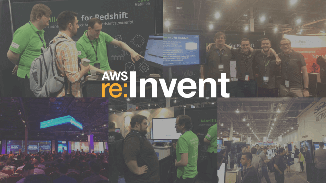matillion booth aws reinvent