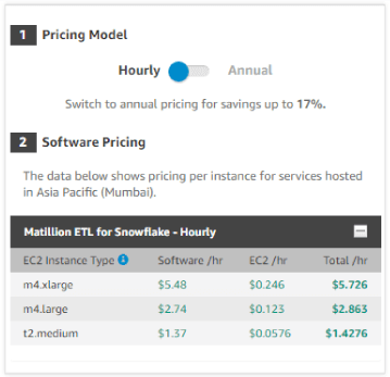 matillion-etl-snowflake-pricing