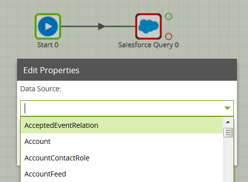 salesforce-query-component-matillion-etl-amazon-redshift-data-source