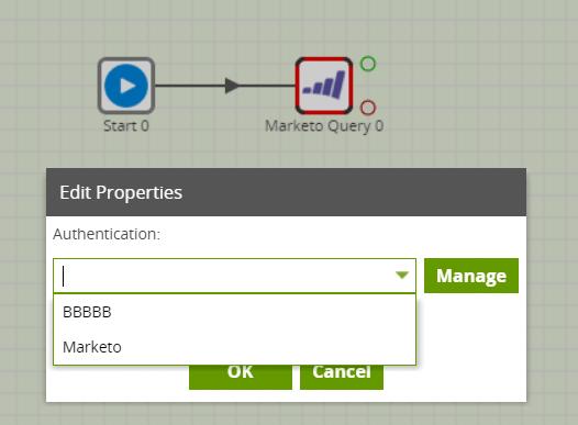 Matillion-ETL-MarketoQueryComponent-Authentication-Snowflake