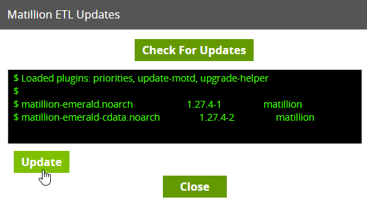 Best Practices for Updating your Matillion ETL Update
